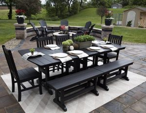 Amish Furniture Garden Classic Collection