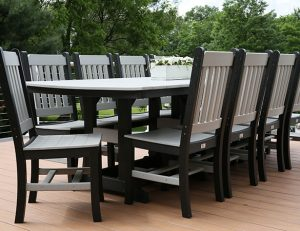 Amish Furniture Garden Mission Collection